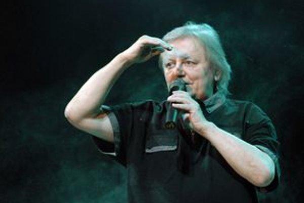 Spevák Vašek Neckář.
