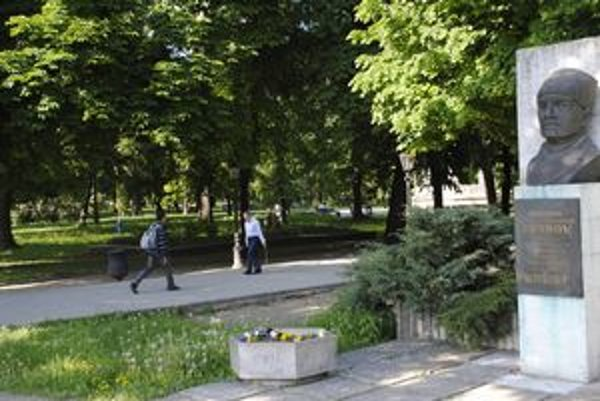 V parku, ktorý kedysi niesol názov generála Petrova, sa majú vyrúbať najmä topole, smreky a javory.