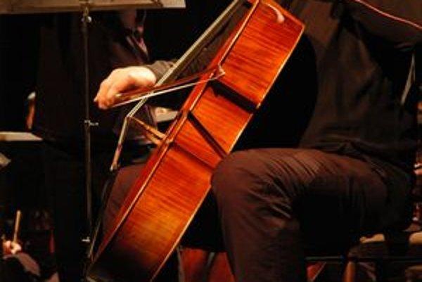 Jozef Lupták. Známy violončelista je umeleckým riaditeľom Konvergencií. V Košiciach sa predstaví aj ako sólista.