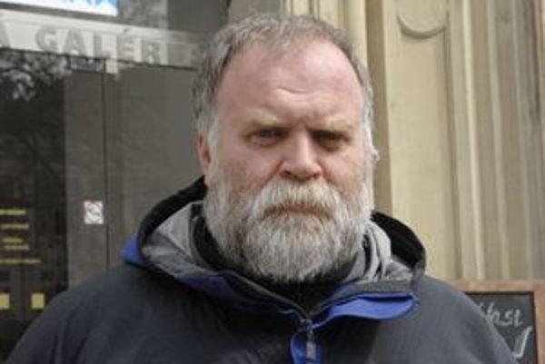 Mišo Suchý. Slovensko-americký filmár je pre mnohých ikonou. Do Košíc ho zlákal festival dokumentárnych filmov DOCsk.