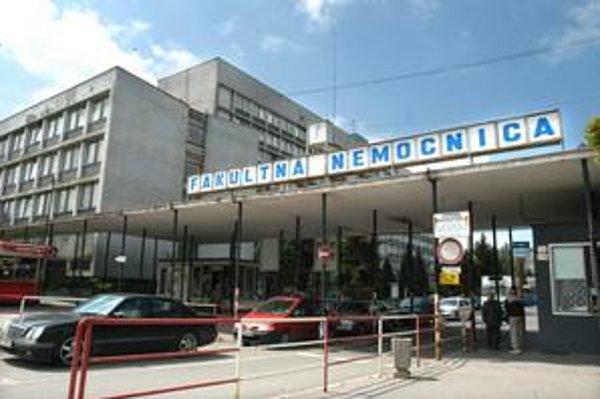 FN L. Pasteura. Podľa jej riaditeľa poisťovňou stanovené kritériá nemusia zohľadniť realitu.