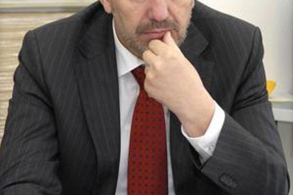 Primátor Knapík (KDH). Podielové dane od štátu boli pre neho studenou sprchou.