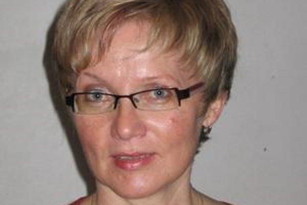 Zuzana Bobríková.