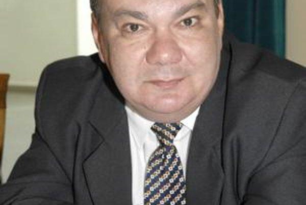 Peter Bajus (člen klubu KDH. Priznal, že čím viac poslancov, tým väčšia šanca byť opäť zvolený.