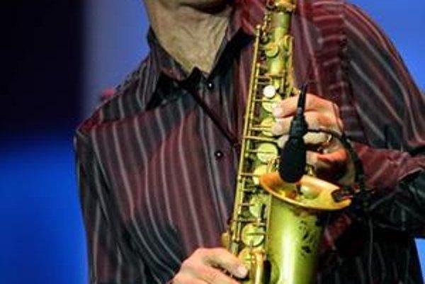 Eric Marienthal. Skvelý saxofonista vystúpi na džezovom festivale v košickom GeS klube.