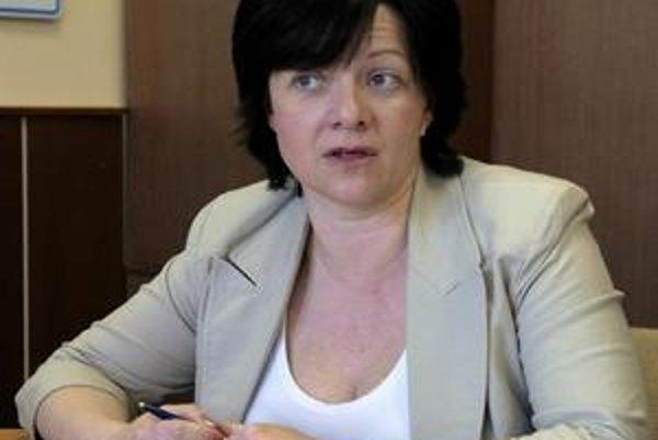 Nová riaditeľka. Beáta Horváthová má v sociálnej oblasti dlhoročné skúsenosti.