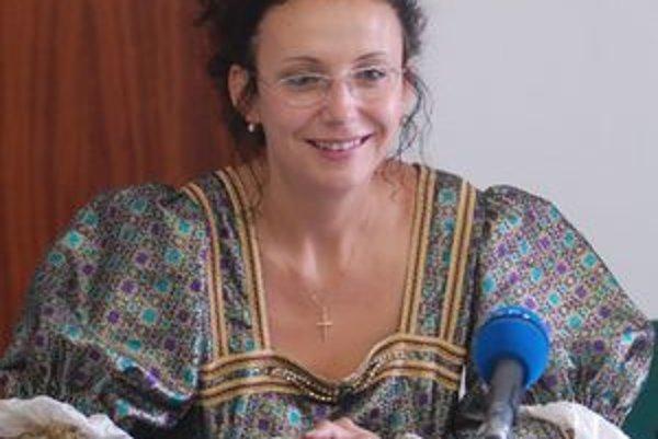 Iveta Hurná.