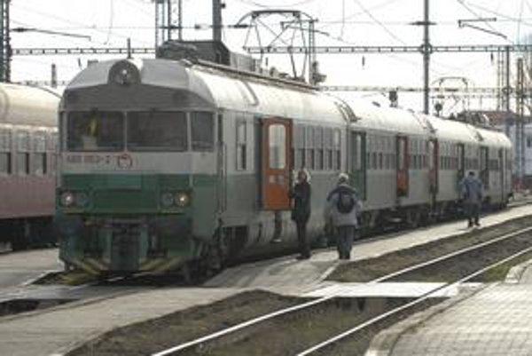 Zmeny na železnici. Pribudnú nové vlaky.