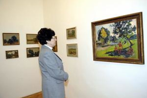 Ernest Rákosi bol jednou z najvýraznejších osobností východoslovenského maliarstva 20. storočia.