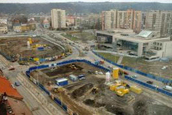 Výstavbu Auparku v Košiciach môže skomplikovať Najvyšší súd