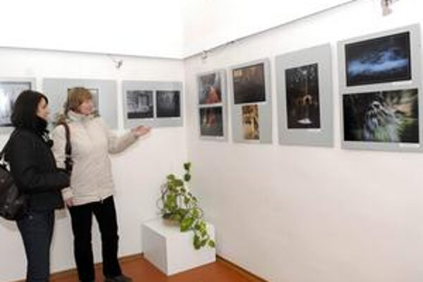 Pôvaby Krásnej Hôrky. Galéria KOS ich ponúka očami 24 fotografov.