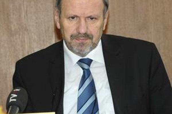 Primátor František Knapík (KDH). Od investície do elektronických aukcií si sľubuje vyššiu transparentnosť.