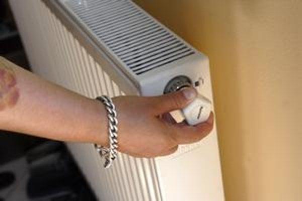 Ohrejeme sa lacnejšie. Napriek tomu sa občas oplatí ventil priškrtiť.