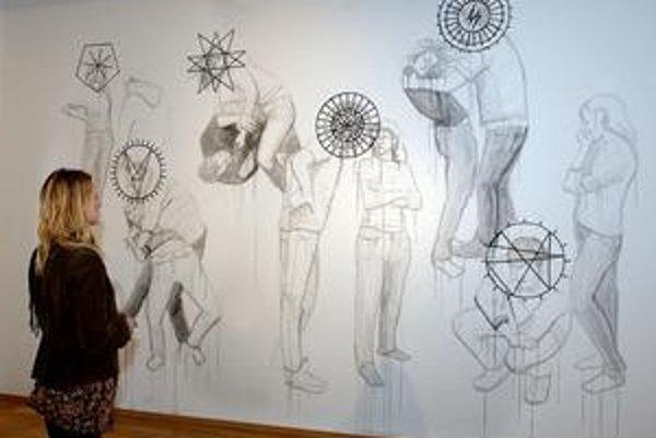 Netradičnosť i klasika. Pestrosť pohľadov na médium kresby ponúka Východoslovenská galéria.