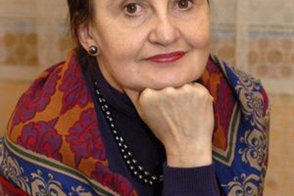 Mnohí ju poznajú ako učiteľku z Pelíškov.