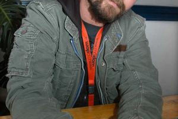 Peter Hrivňák alias Kuko.