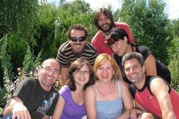 Svoj talent predvedú členovia Fragile v Košiciach už v nedeľu.