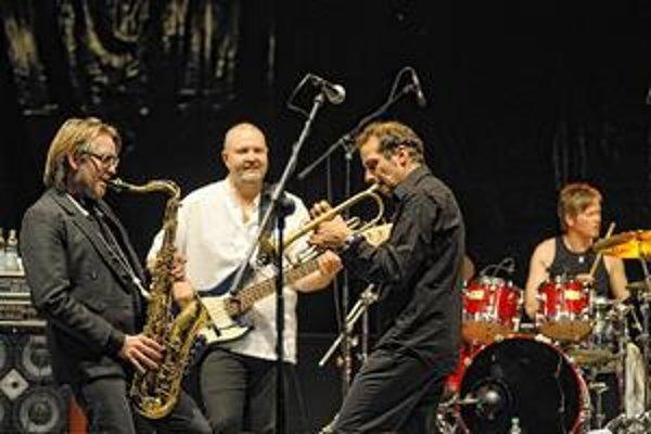 Mezzoforte. Funky kapela vystúpi na košických džezákoch ako headliner.