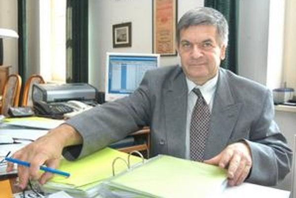 Riaditeľ Peter Kolár verí, že oslavy 40. výročia divadla Košičanov potešia.
