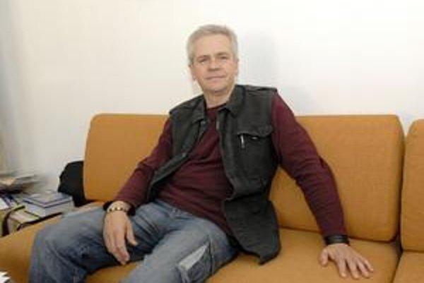 Umelecký šéf Ivan Sogel verejnosť pozýva na veľkolepé oslavy divadla.