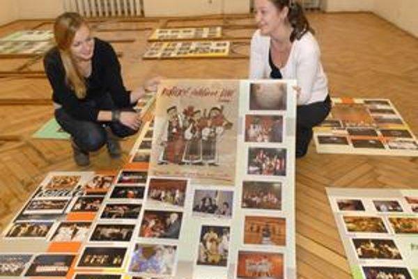 Bohatá fotodokumentácia. Výstava podrobne mapuje históriu tradičného podujatia.