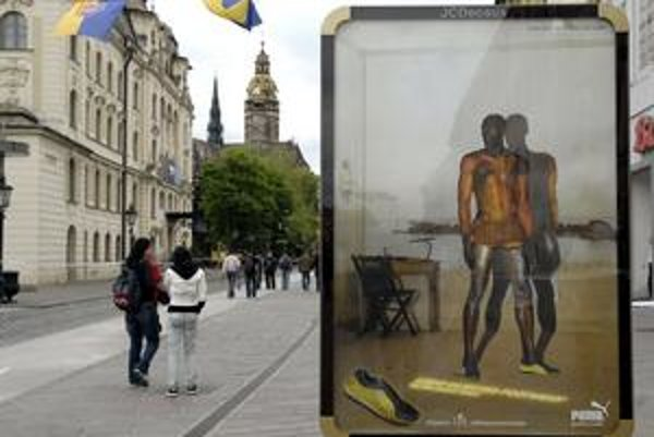 Netradičný projekt. Umenie sa v Košiciach presunulo na ulicu.