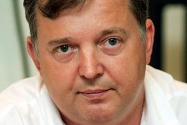 Michal Hulman. Primár Kliniky srdcovej chirurgie.