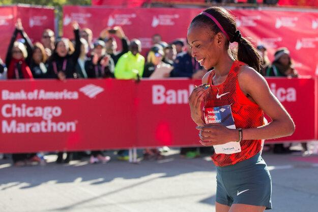 V roku 2014 vedenie Keňskej atletickej federácie (AK) potrestalo Ritu Jeptoovú za doping dvojročným zákazom činnosti.