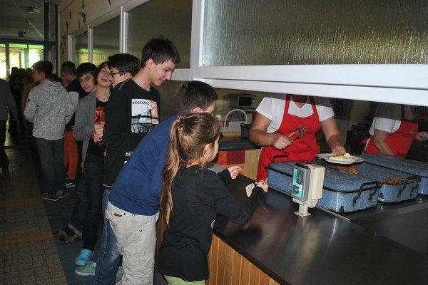 Prešovské školské jedálne. Časom by mohli variť aj podľa rodinných receptov.