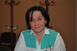Ľubica Staroňová. Odstúpila z funkcie šéfky Regionálnej komory sestier a pôrodných asistentiek.