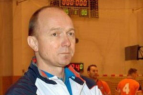 Jaroslav Vlk pred desiatimi rokmi na prešovskej lavičke.