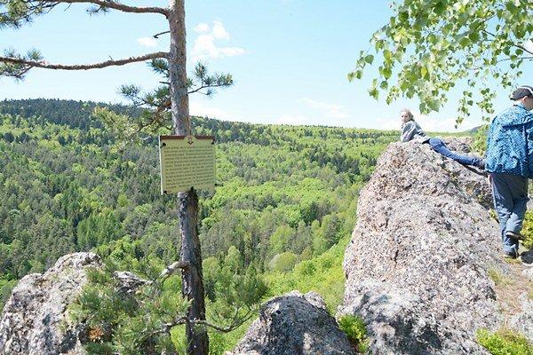 Príroda v okolí Miklušoviec.