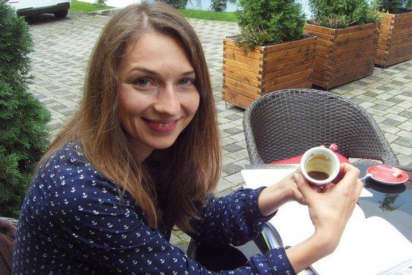 Anna Ribovičová hovorí, že espresso by sa malo servírovať len do porcelánu.
