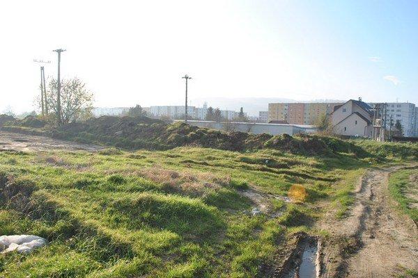Lokalita pre nový cintorín. V uplynulých dňoch tu skončili archeologický prieskum.