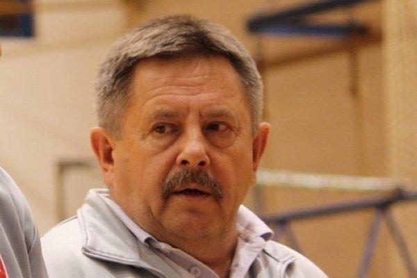 Oslávenec Michal Kudla.
