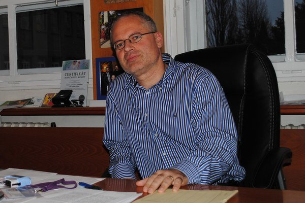 Kvetoslav Moravčík. Keď prepukne depresia, radí vyhľadať odbornú pomoc.