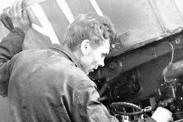 Norbert Litecký bol medzi mechanikmi legendou.
