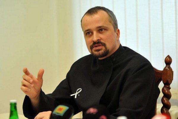 Kňaz Rastislav Baka.