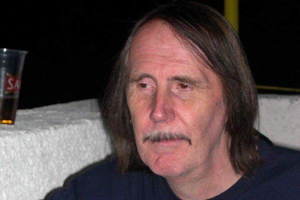 """Peter Radványi. """"Bonzo"""" vystúpi na bluesovom festivale."""