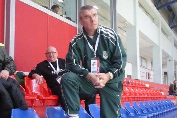 """Miloslav Chmeliar hovorí o """"skupine smrti"""", ale verí, že Tatran v nej zaboduje."""