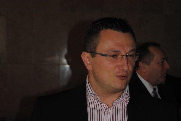 Radoslav Čuha, jeden z trojice podpredsedov PSK.