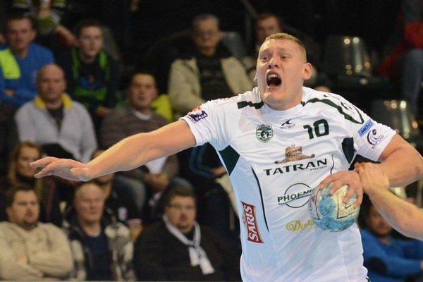Dainis Kristopans. Hlohovcu dal päť gólov.