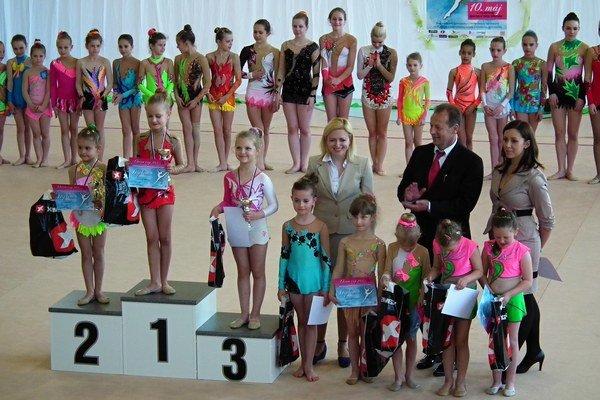 Charm cup. Konal sa po deviatykrát, Prešov si odniesol viacero ocenení.