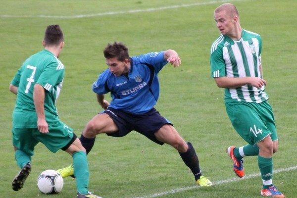 Plný zisk. Po predošlých neúspešných zápasoch juniori Tatrana konečne zabrali v Trebišove.