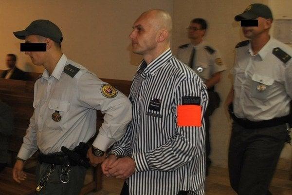 Odsúdený Milan Chovanec sa voči verdiktu odvolal.