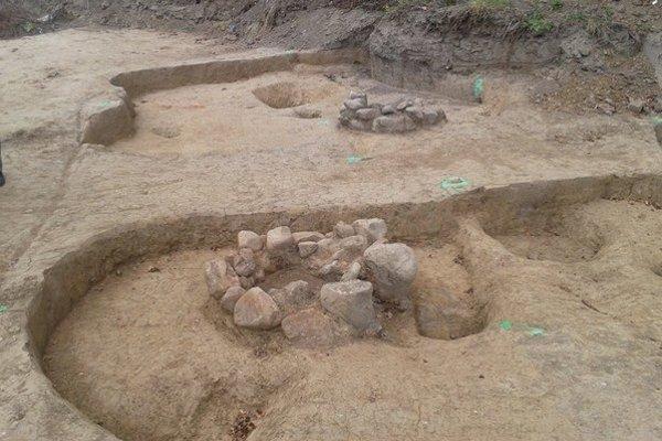 Solivar - Šváby. Archeologický výskum je už ukončený, urobia terénne úpravy.