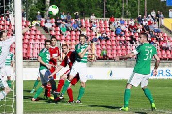 Prešovčania v tejto sezóne pocit víťazstva na súperovom ihrisku nespoznali.