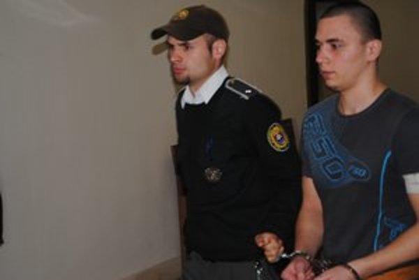 Odsúdený. Vladimír Janoušek si vypočul rozsudok.