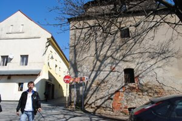 Prešov. Historické centrum kráľovského mesta má zaujímavé zákutia.
