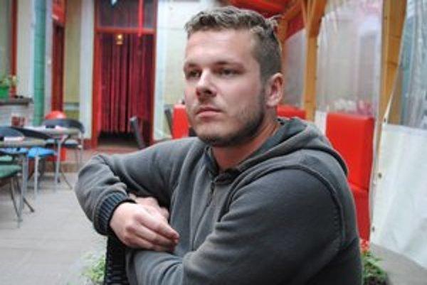 David Kollár novinku spravil pre syna.